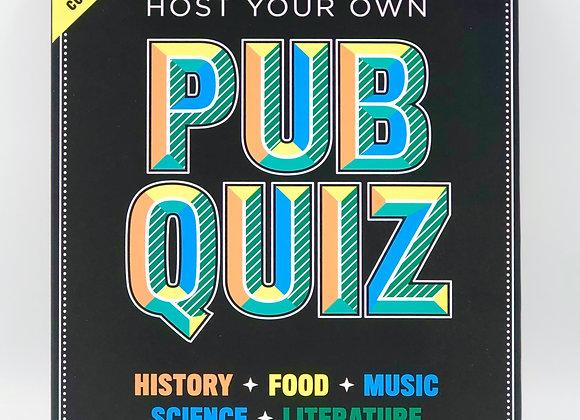 Host Your Own Pub Quiz Game