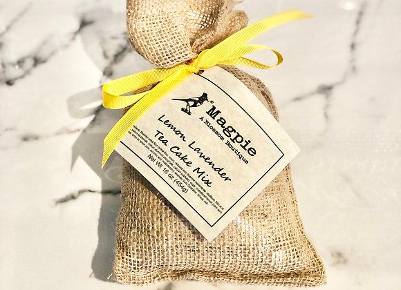 Lemon Lavender Tea Cake Mix