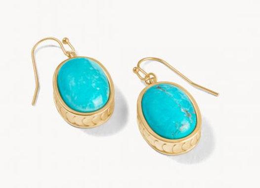 Naia Oval Earrings