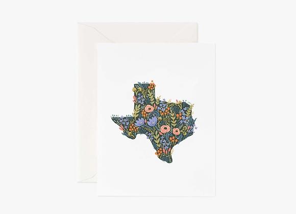 Texas Wildflowers Everyday Card