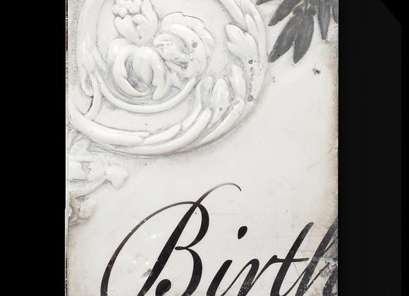 Birth - T306 - Retired