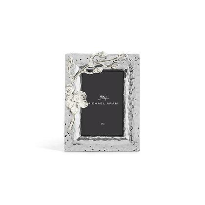 White Orchid Mini Frame