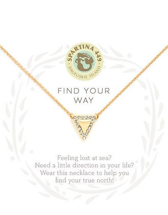 Sea La Vie Necklace-Find Your Way