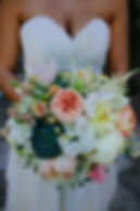 Magpie Blossom Boutique Wedding Bouquet