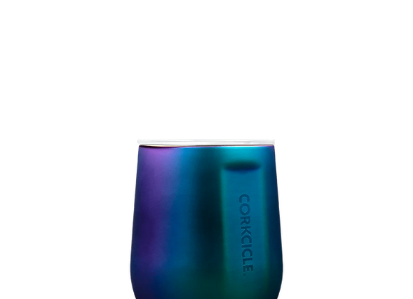 Dragonfly Stemless Wine Cup