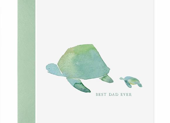 Best Dad Ever Turtles
