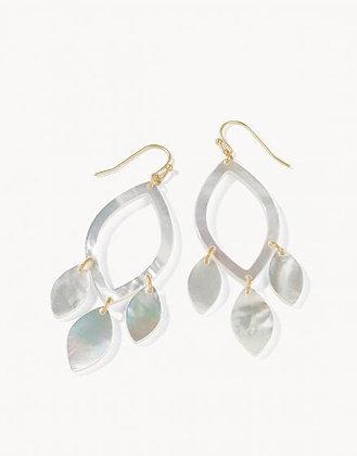 Sweetspire Leaf Earrings