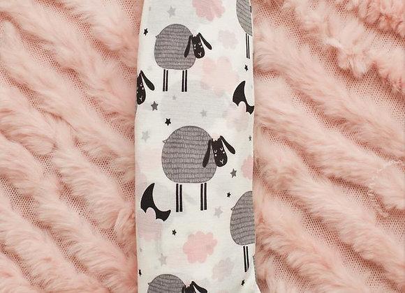 Pink Sheep Blanket
