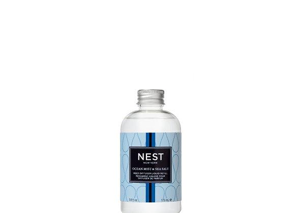 Ocean Mist & Sea Salt Reed Diffuser Liquid Refill