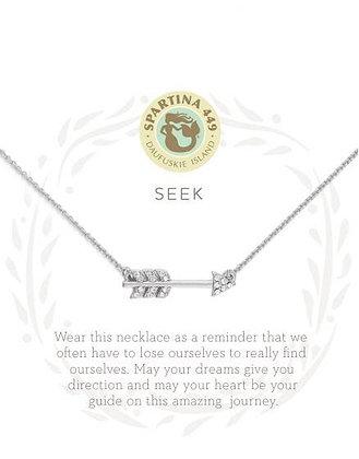 Sea La Vie Necklace Silver- Seek