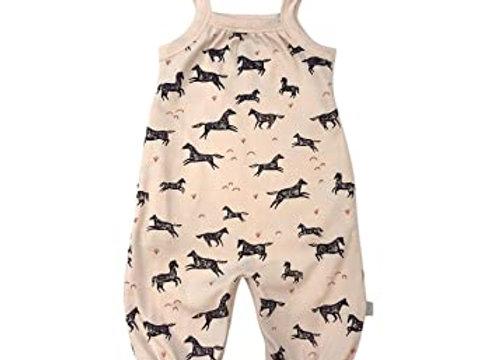 Wild Horses Organic Cotton Jumpsuit