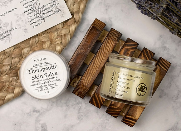 Therapeutic Skin Salve