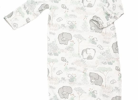 Grey Elephant Family Gown