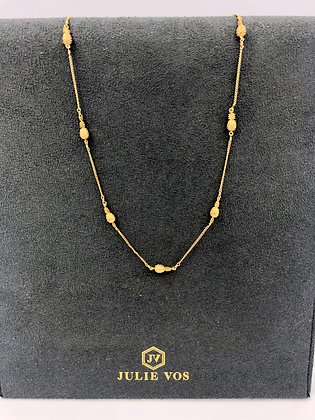 Pineapple Demi Delicate Necklace