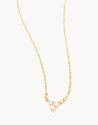 Delicate Triad Necklace
