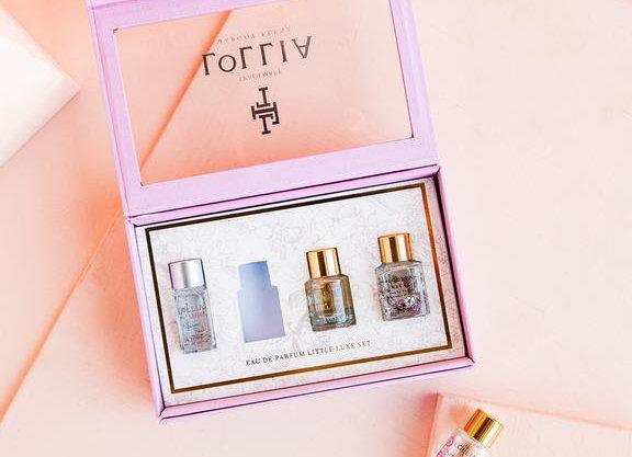 Eau de Parfum Little Luxe Set