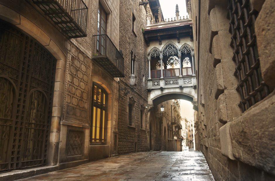 Barrio Gótico. Foto Guía Repsol