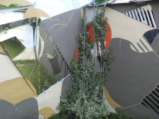 Mon Jardin diffracté