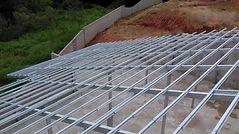 Preço Estrutura metálica telhado em aço galvanizado Calhas Nova Valinhos