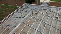 Telhado em Aço Galvanizado, Telhado Metálico Preço, Telhado Galvanizado preço, telhado, estrutura metálica preço