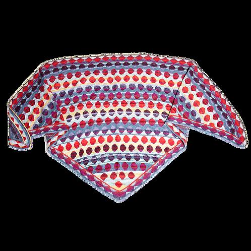 Bon Bon sjal - blå