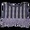 """Thumbnail: STOLA - """"Kuling"""" (fra Nordvest) - sort/creme/lyslilla bund"""