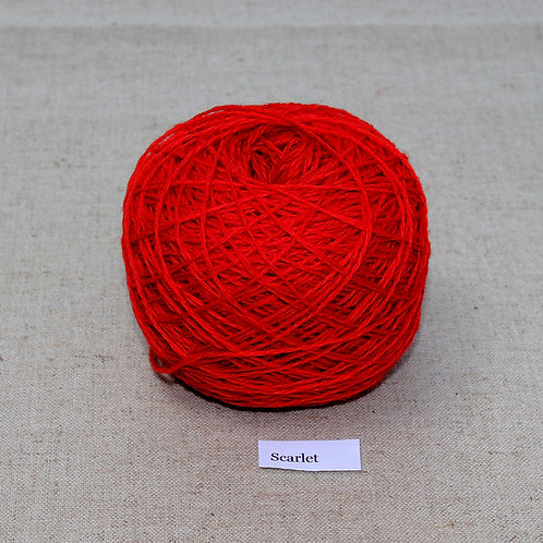 Scarlet | lambswool
