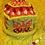 Thumbnail: Sommerfuglehat - lime