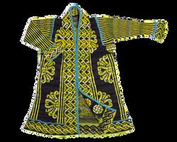 Christel Seyfarth tyrkisk frakke