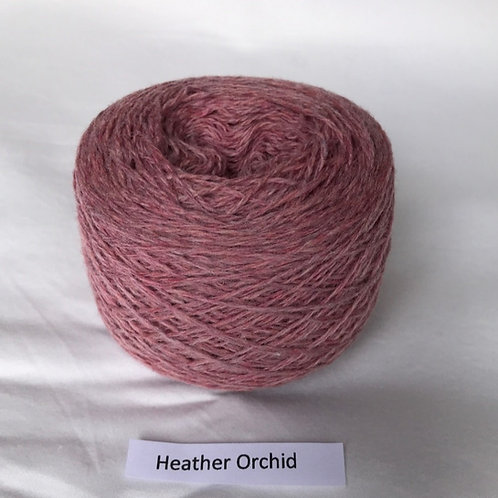 Heather Orchid - Lambswool