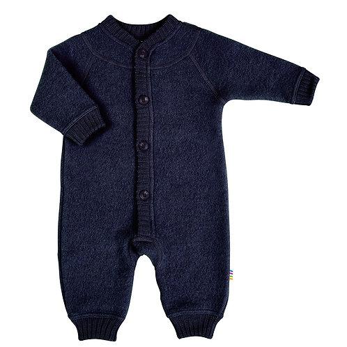 JOHA Jumpsuit i soft wool til børn