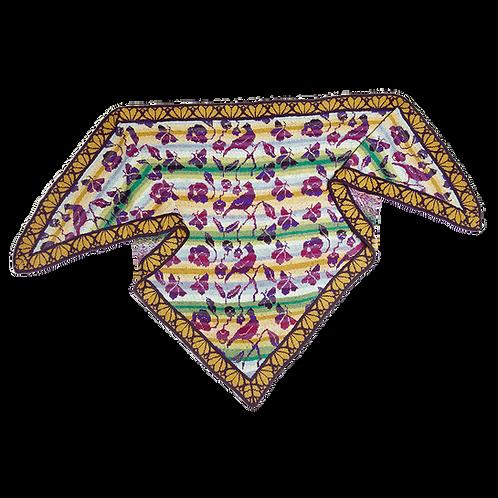 Flora sjal - lyst