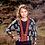 Thumbnail: Caledonia jakke - VINTER ISBLÅ