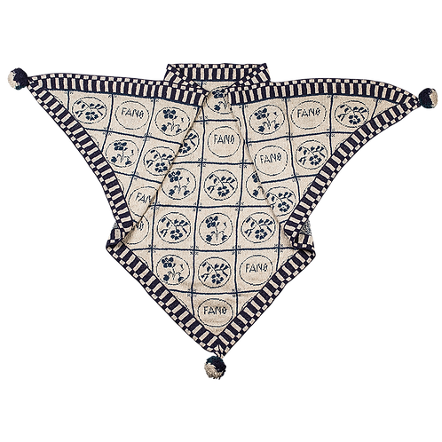 """Rebekka"" – Tile Shawl"