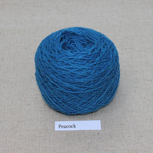 Peacock | lambswool