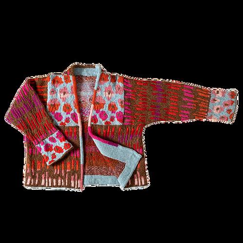 URBAN FLOWER GARDEN jakke