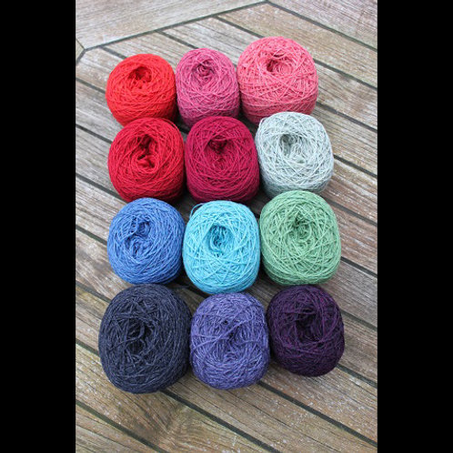 YARN KIT SMALL | MIXED SHADES