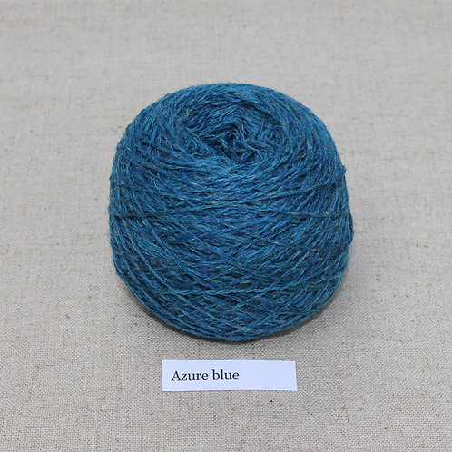 Azure Blue | lambswool