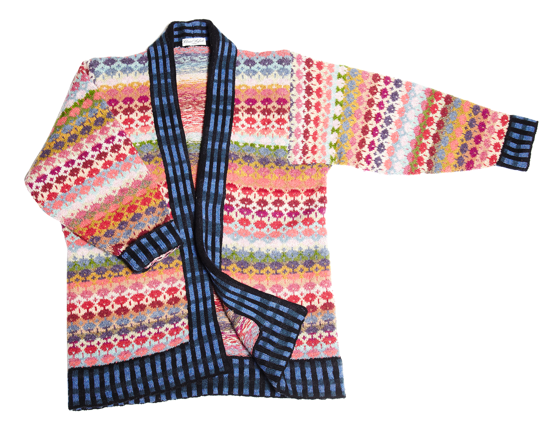 Christel Seyfarth Mongolia jakke