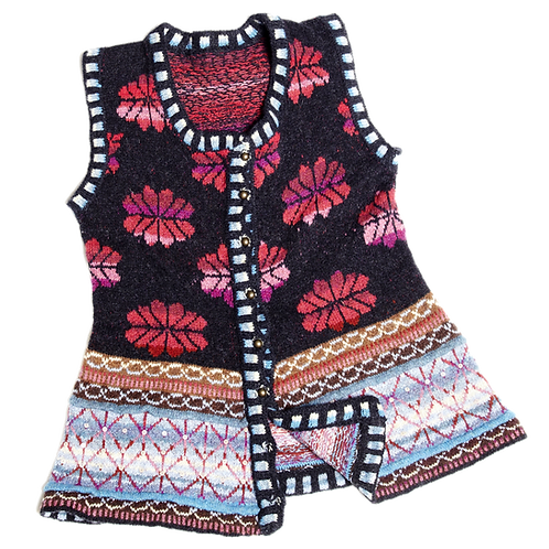 PATTERN without yarn | Nomad vest