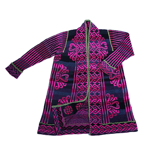 TURKISH COAT | Pink
