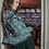 """Thumbnail: """"Roses and Thornes"""" Jacket – Blue/turquoise/purple"""
