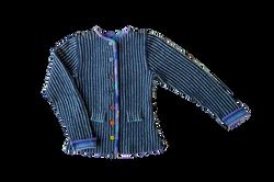 Christel Seyfarth ormegraver trøje