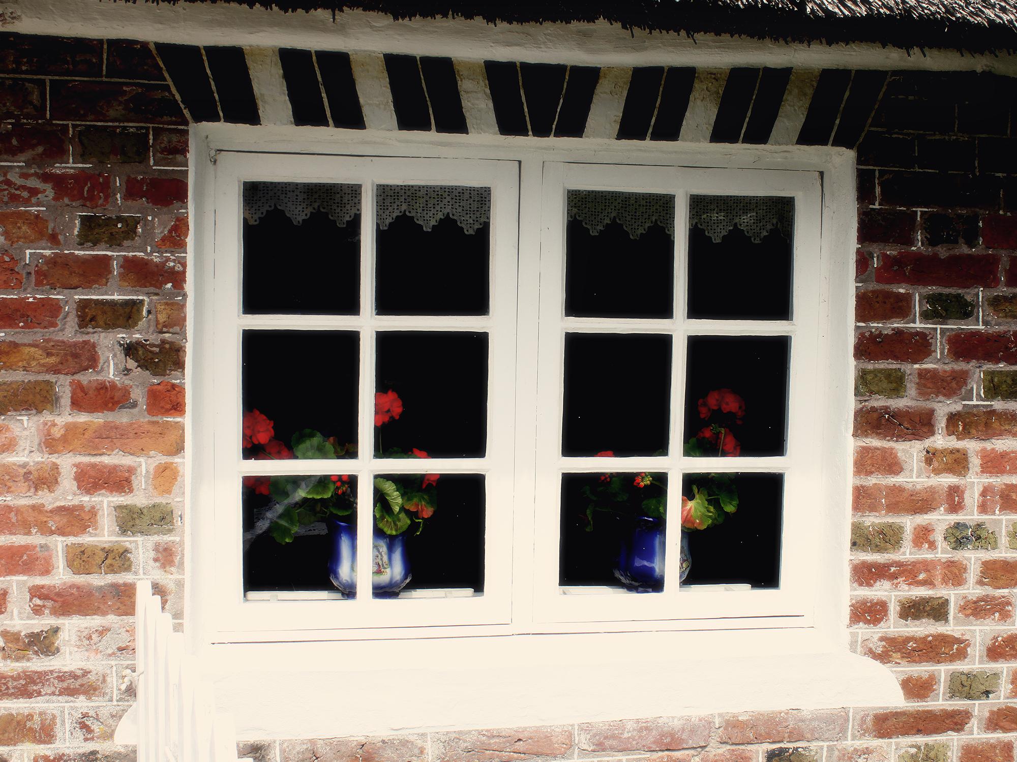 Christel Seyfarth Fanø vindue