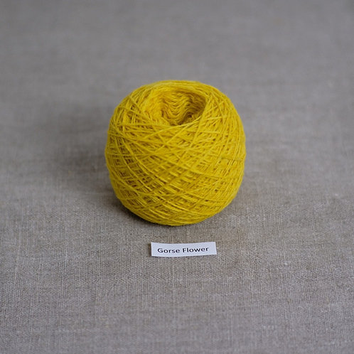 Gorse Flower - Lambswool
