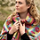 Thumbnail: MALTHESE SHAWL in pastels