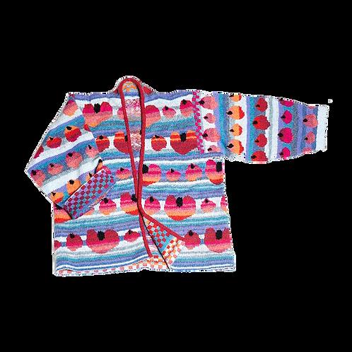 PATTERN without yarn | Poppy Jacket
