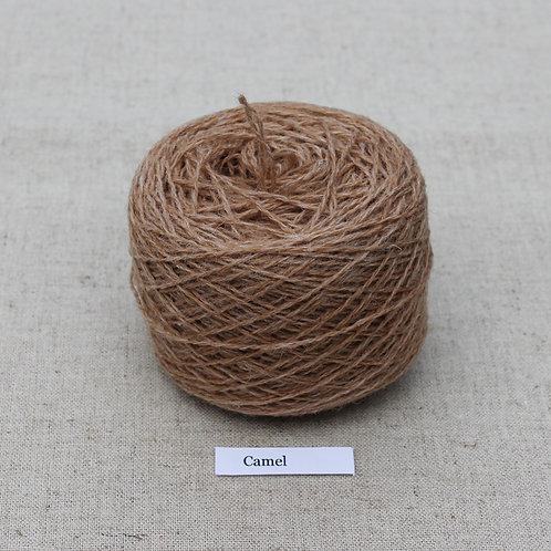 Camel | lambswool