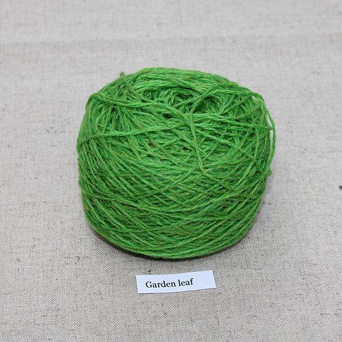 Garden leaf | lambswool