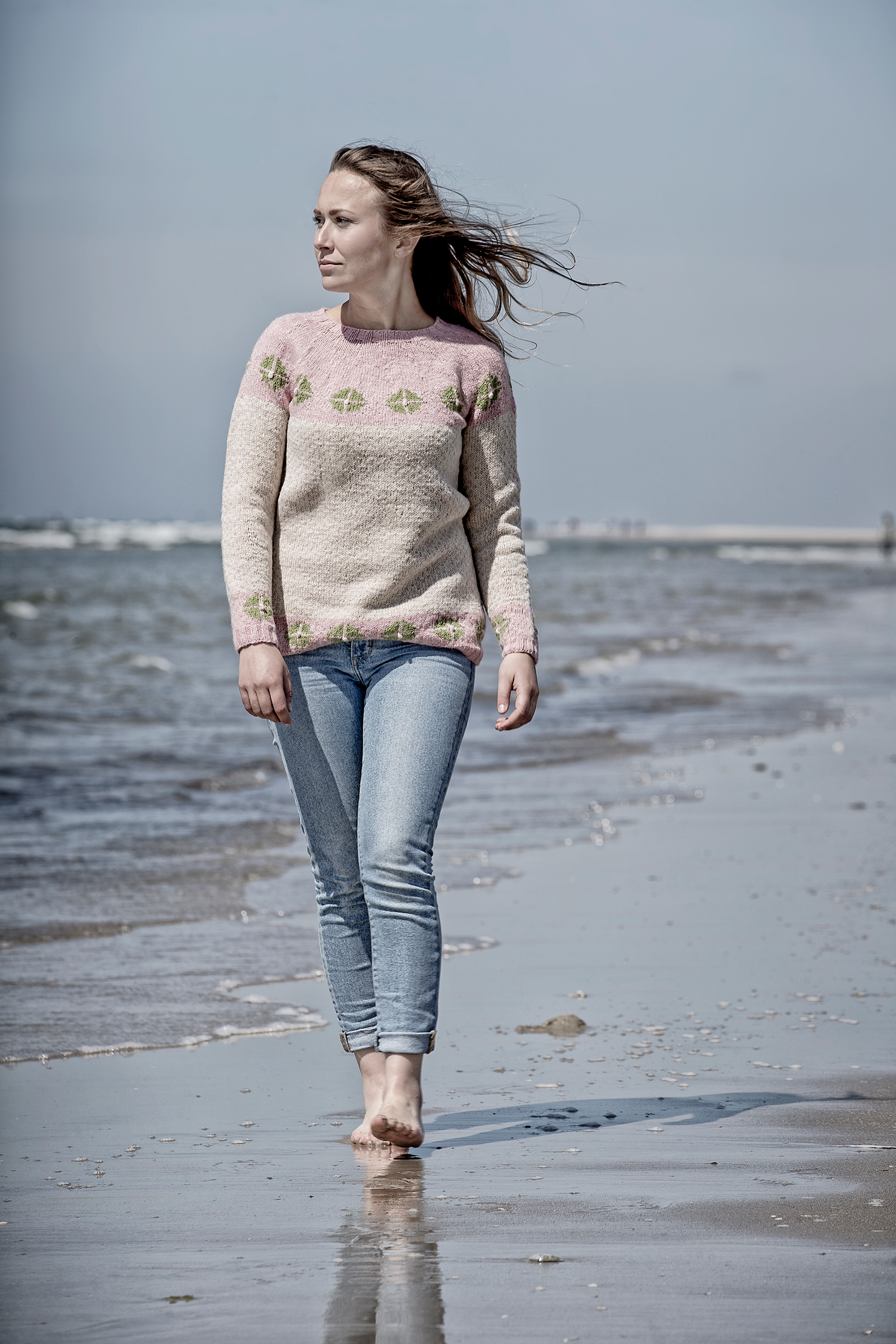 "Christel Seyfarth ""Rigger"" Sweater"